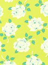 Lottie Da PWHB037-Lime Fabric by Heather Bailey