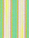 Lottie Da PWHB038-Turquoise Fabric by Heather Bailey