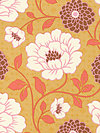 Bungalow Rayon Challis RAJD001-Maize Rayon Fabric by Joel Dewberry