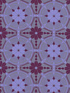 True Colors PWTC004-Violet Fabric by Anna Maria Horner