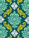 True Colors PWTC009-Turquoise Fabric by Joel Dewberry