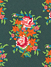 Dowry PWAH063-Evergreen Fabric by Anna Maria Horner