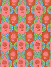 Dowry PWAH065-Sunset Fabric by Anna Maria Horner