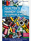 Quilter's Handy Guide to Supplies & More by Dawn Cameron-Dick