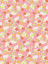 Quiet Time DC6188-PINK Fabric by Tamara Kate