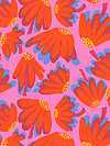 Brandon Mably PWBM044-Pink Fabric