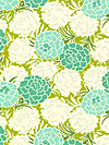 Up Parasol PWHB043-Chartreuse Fabric by Heather Bailey
