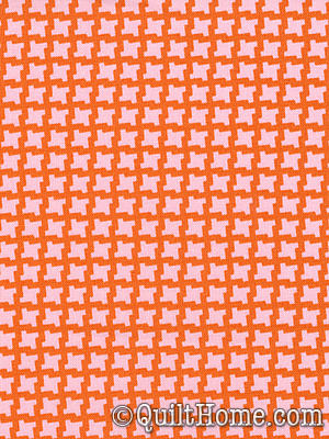 Up Parasol Pwhb045 Persimmon Fabric By Heather Bailey Quilthome