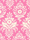 Up Parasol PWHB046-Bright Pink Fabric by Heather Bailey