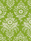 Up Parasol PWHB046-Green Fabric by Heather Bailey