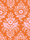 Up Parasol PWHB046-Persimmon Fabric by Heather Bailey