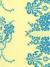 Beauty Queen PWJP083-Yellow Fabric by Jennifer Paganelli