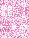 Beauty Queen PWJP087-Pink Fabric by Jennifer Paganelli