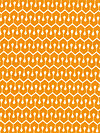 True Colors PWTC011-Tangerine Fabric by Heather Bailey