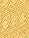 True Colors PWTC013-Tangerine Fabric by Heather Bailey
