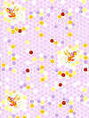 Briar Rose 37025-2 Fabric by Heather Ross