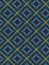 Rustique DC6414-NAVY Fabric by Emily Herrick