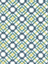 Rustique DC6414-TEAL Fabric by Emily Herrick