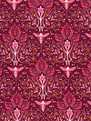 Emma's Garden PS6449-WINE Fabric by Patty Sloniger