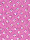 Emma's Garden PS6453-VIOL Fabric by Patty Sloniger