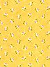 Emma's Garden PS6453-YELL Fabric by Patty Sloniger