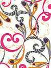 Quill AVW-14547-326 Fabric by Valori Wells