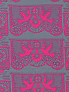 Pretty Potent Voile VOAH028-Magenta Voile Fabric by Anna Maria Horner