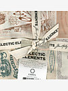 Eclectic Elements 2 2014 Charm Pack by Tim Holtz