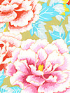 Kaffe Fassett GP33-Pink/Orange Fabric