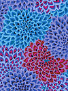Kaffe Fassett GP54-Cool Fabric