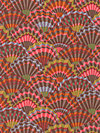 Kaffe Fassett PWGP143-Brown Fabric
