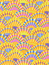 Kaffe Fassett PWGP143-Yellow Fabric