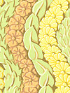 Kaffe Fassett PWGP145-Yellow Fabric