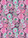 Amy Butler True Colors PWTC025-Confetti Fabric by Amy Butler