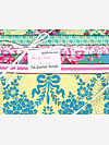 Beauty Queen  YELLOW Fat Quarter Bundle by Jennifer Paganelli