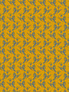Honor Roll PWAH085-Mustard Fabric by Anna Maria Horner