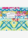 Good Company PEACOCK Fat Quarter Bundle by Jennifer Paganelli