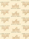 Downton Abbey® - Logos and Labels Collection A-7618-L Fabric