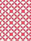 Flora PWJD101-Poppy Fabric by Joel Dewberry