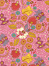 Folk Song PWAH089-Berry Fabric by Anna Maria Horner