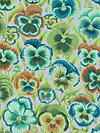 Philip Jacobs PWPJ076-GREEN Fabric