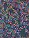 Brandon Mably PWBM049-CHARC Fabric