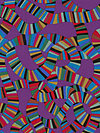 Brandon Mably PWBM049-PURPL Fabric