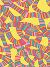 Brandon Mably PWBM049-YELLO Fabric