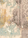 Eclectic Elements PWTH039-MULTI Fabric by Tim Holtz