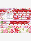 Valentine Rose Fat Quarter Gift Pack by Tanya Whelan