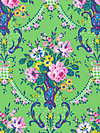 Caravelle Arcade PWJP097-GREEN Fabric by Jennifer Paganelli