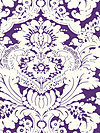 Caravelle Arcade PWJP098-PURPL Fabric by Jennifer Paganelli