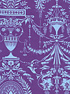Caravelle Arcade PWJP099-PURPL Fabric by Jennifer Paganelli