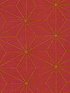 Katagami PWPG048-FIREX Fabric by Parson Gray
